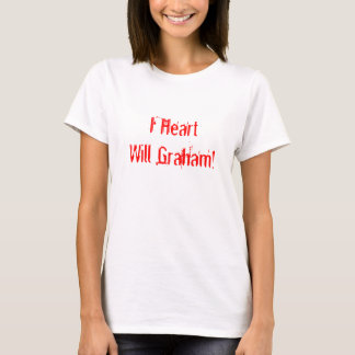 Eu coração Graham! Tshirt