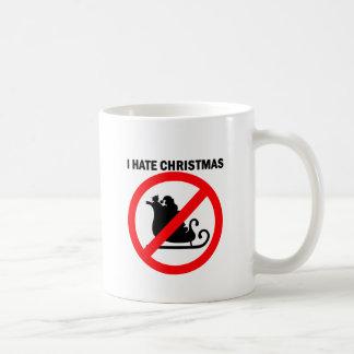 Eu deio o Natal Caneca De Café