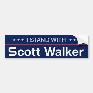 Eu estou com caminhante de Scott Adesivo Para Carro