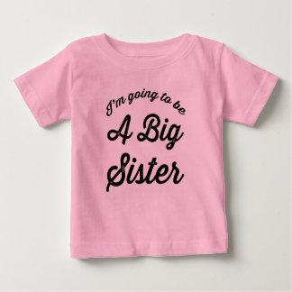 Eu estou indo ser uma irmã mais velha tshirt