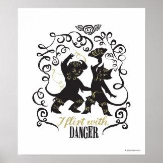 Eu flerto com perigo 2 poster