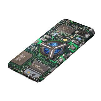 Eu-Fluxo Capa Barely There Para iPhone 6