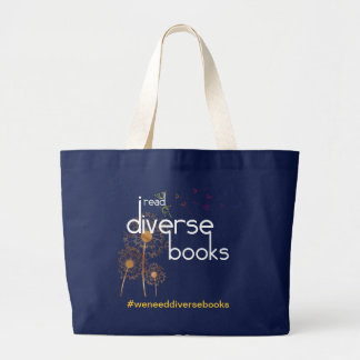Eu li o saco de livros diverso