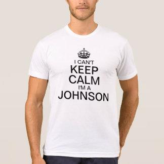 Eu não posso manter a calma para personalizar o tshirt