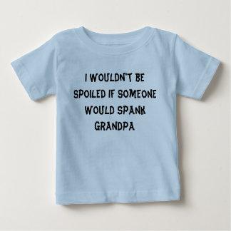 Eu não seria… avó estragada do vovô tshirts