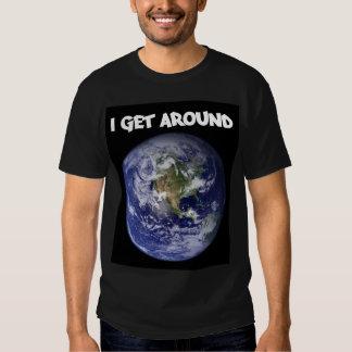Eu obtenho em torno do T Tshirts