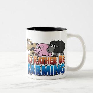 Eu preferencialmente estaria cultivando! (Cultivo  Caneca