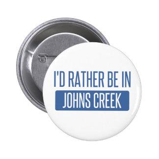 Eu preferencialmente estaria na angra de Johns Bóton Redondo 5.08cm