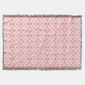 Eu prefiro a cobertura cor-de-rosa manta