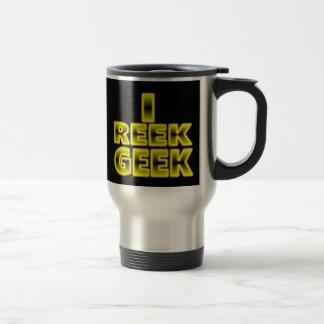 Eu Reek a caneca do geek
