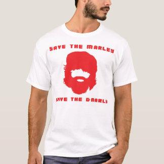 Eu salvar o Marley Camisetas