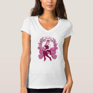 Eu sinto o T Pin-Acima delicioso T-shirt