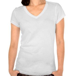 Eu sinto o T Pin-Acima delicioso Camisetas