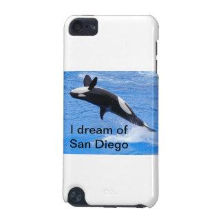 Eu sonho da coleção de San Diego Capa Para iPod Touch 5G