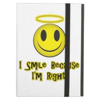 Eu sorrio porque eu sou amarelo direito