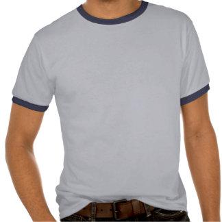 Eu sou aqui para o partido t-shirt