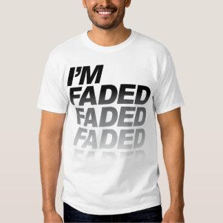 Eu sou desvanecido t-shirt