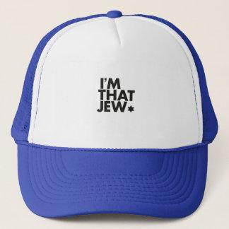 Eu sou esse chapéu do judeu boné