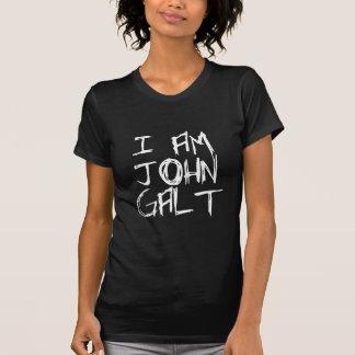 Eu sou John Galt T-shirts