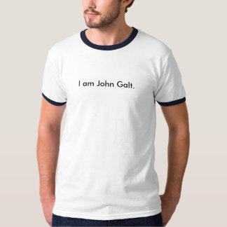 Eu sou John Galt. T-shirts