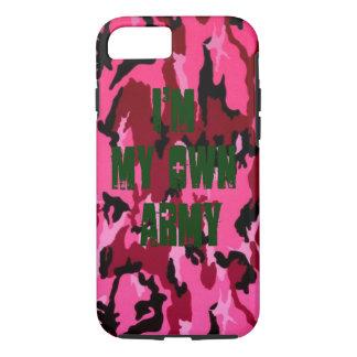 Eu sou MEU próprio exército Capa iPhone 7