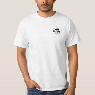 Eu sou o chefe camiseta