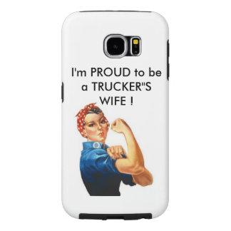 Eu sou orgulhoso ser um exemplo do telemóvel do capas samsung galaxy s6