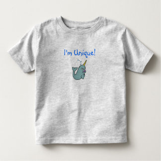 Eu sou original! (Narwhal) T-shirt