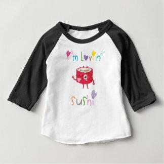 Eu sou t-shirt do sushi de Lovin