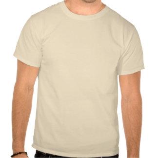 Eu sou um caçador carnudo camisetas