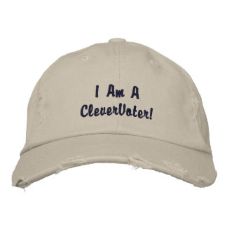 Eu sou um chapéu inteligente do eleitor bones