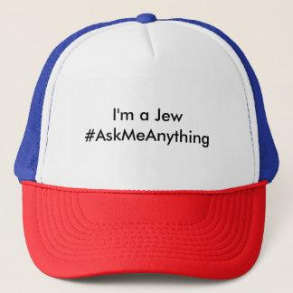 Eu sou um judeu - chapéu #AskMeAnything Boné