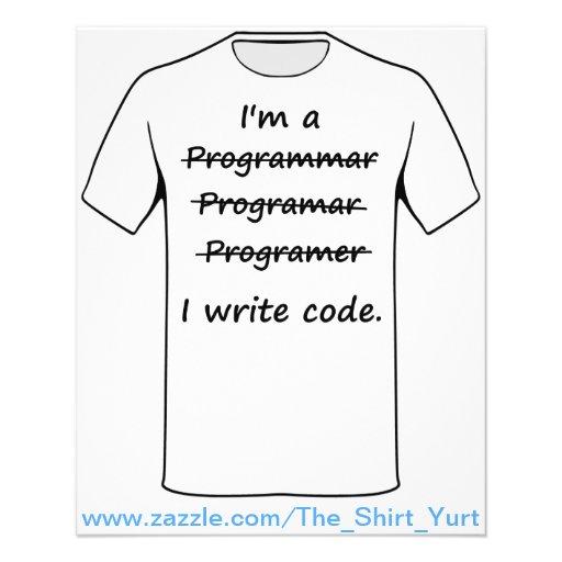Eu sou um programador que eu escrevo o Speller do  Panfletos Coloridos
