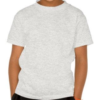 Eu te amo maçã com a camisa do miúdo do sem-fim camiseta