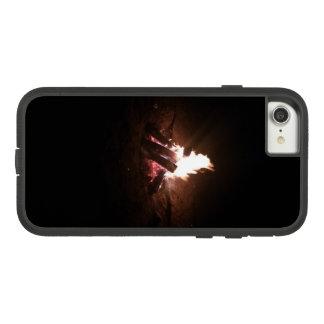 Eu telefono à caixa do poço de 7 fogos capa iPhone 8/7