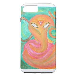 eu telefono ao design de Ganesha de 6 casos Capa iPhone 7 Plus
