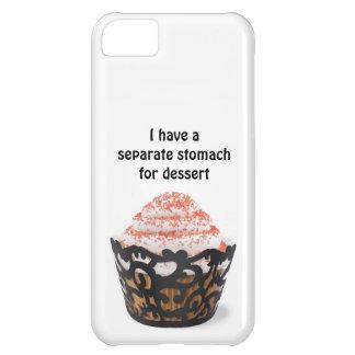 Eu tenho um estômago separado para capas de iphone