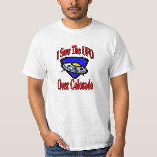 Eu vi UFO, Colorado Tshirts