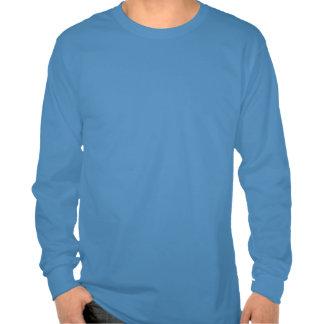 Eu vivo para a neve tshirts