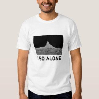 Eu vou apenas t-shirt