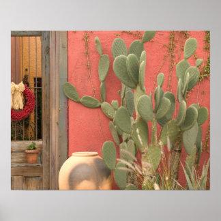 EUA, arizona, Tucson: Distrito histórico 2 de Pres Pôsteres