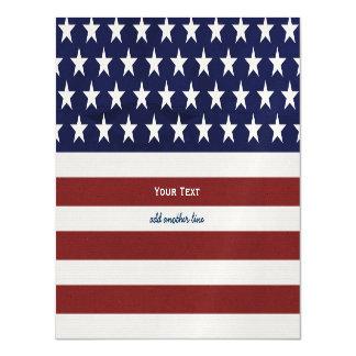 EUA bandeira americana costume patriótico do 4 de