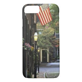 EUA, Massachusetts, Boston, monte de baliza Capa iPhone 7