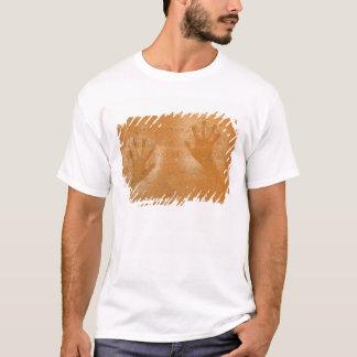 EUA, Utá, Mão-impressões da imagem gráfica no Camiseta