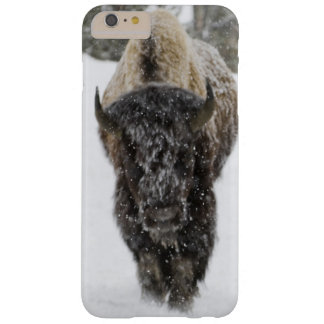EUA, WY, Yellowstone NP, bisonte americano Capas iPhone 6 Plus Barely There