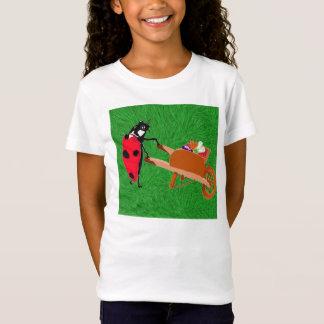 Eula e seu carrinho de mão vermelho tshirt