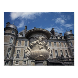 EUROPA, Bélgica, castelo de Beloeil Cartão Postal