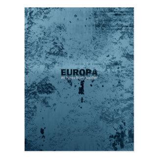 Europa Cartão Postal