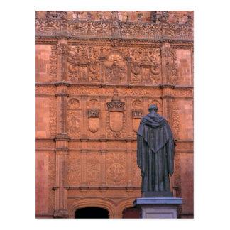 Europa, espanha, Salamanca. Brasões e Cartão Postal