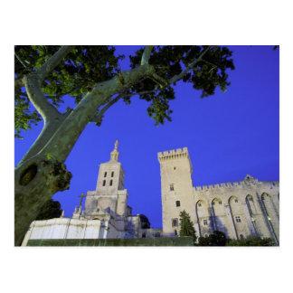 Europa, France, Provence, Vaucluse, Avignon. Cartao Postal